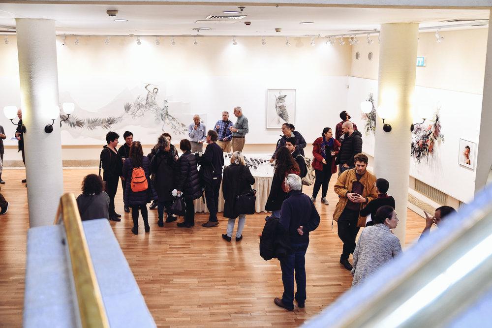 April 3, 2019 Uri Katzenstein Event at Mishkenot Sha'anim Cultural Center as part of his International Events