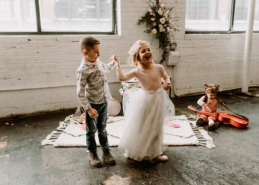 Valentine's Day Little Wedding, Featured on  So This Is Love   Photography by  Mann and Wife Photography
