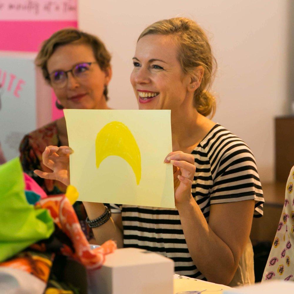 Mama Creatives Workshop -