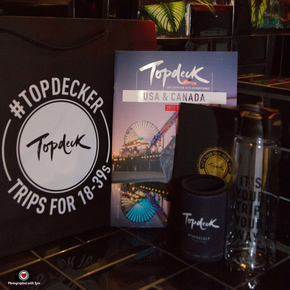 Topdeck Travel4th July Event -