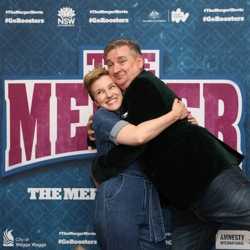 The Merger Sydney Premiere -