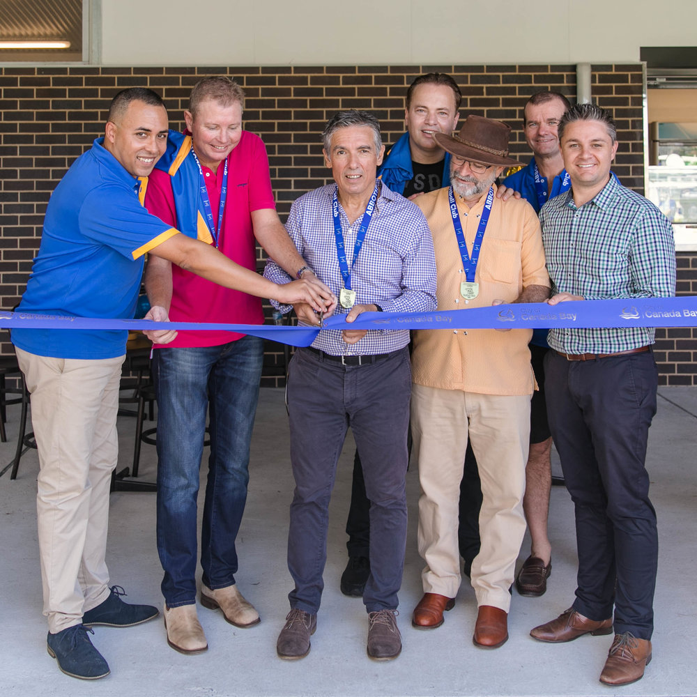 Campbell Park Amenities Opening -