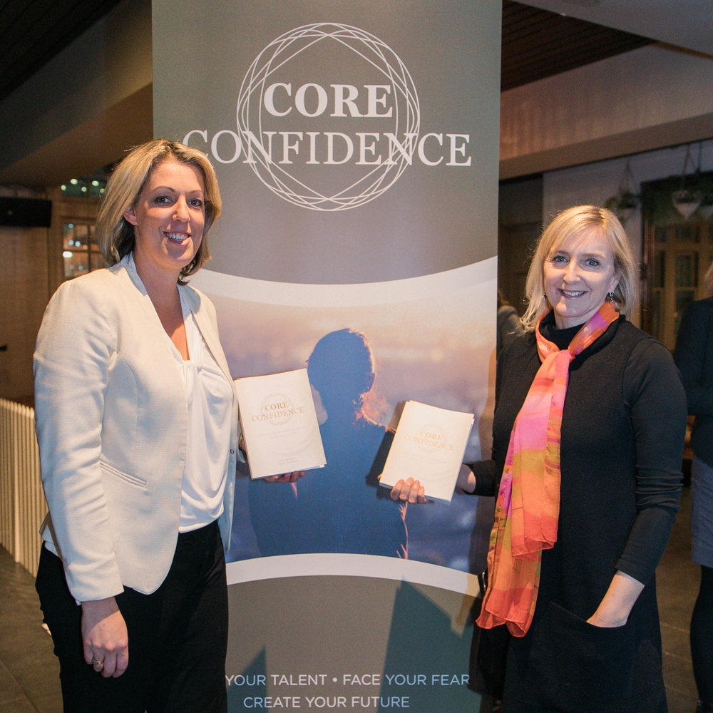 Core Confidence Book Launch -