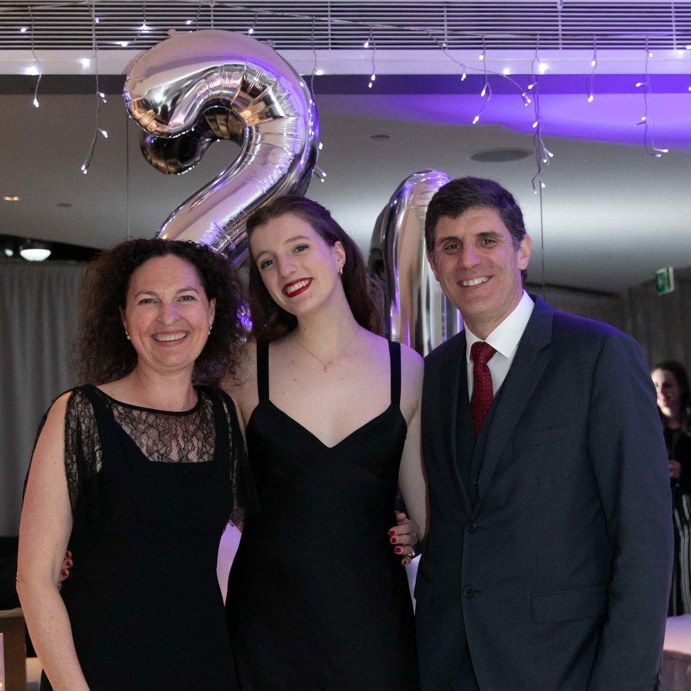Alexandra's 21st Birthday -