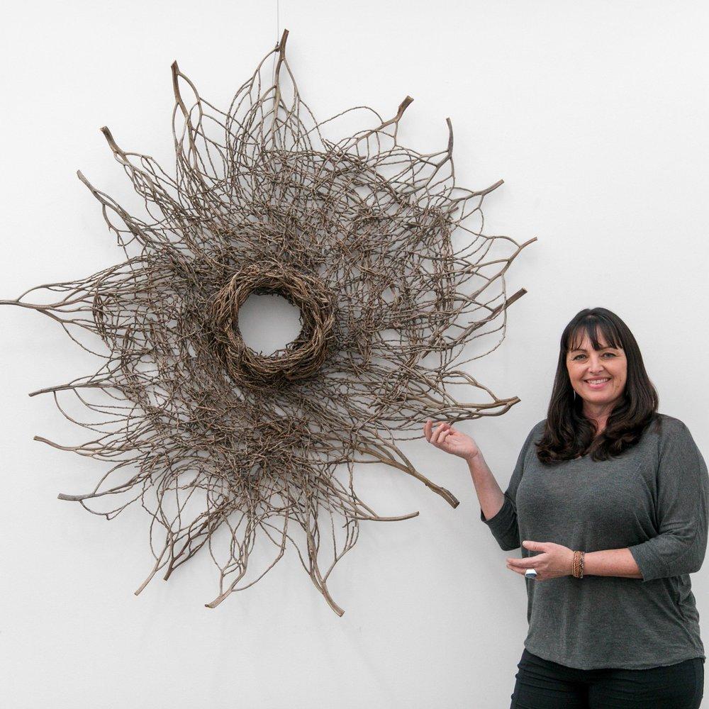 Catriona Pollard Weaving Workshop -