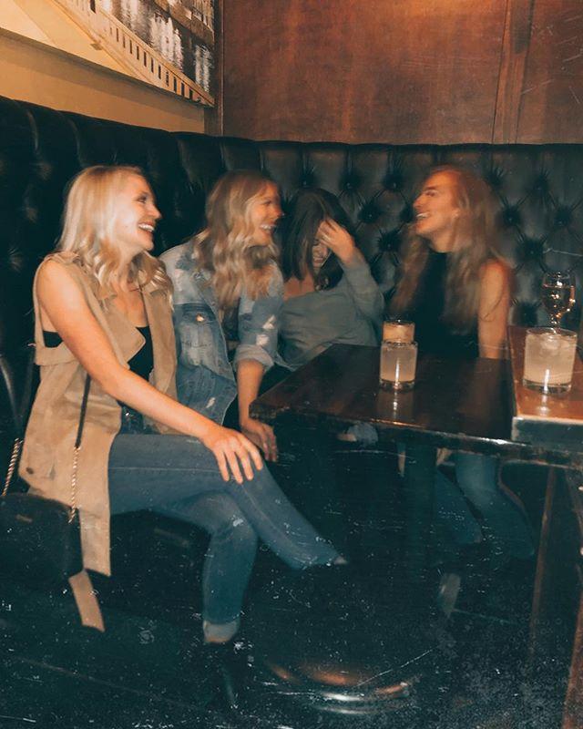girls night out ⚡️