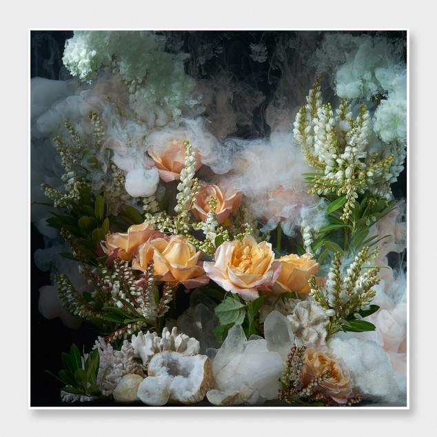 Georgie Malyon - Floral ApparitionsArchival Photo 300 GSM Cotton Rag910x910mm$2,850