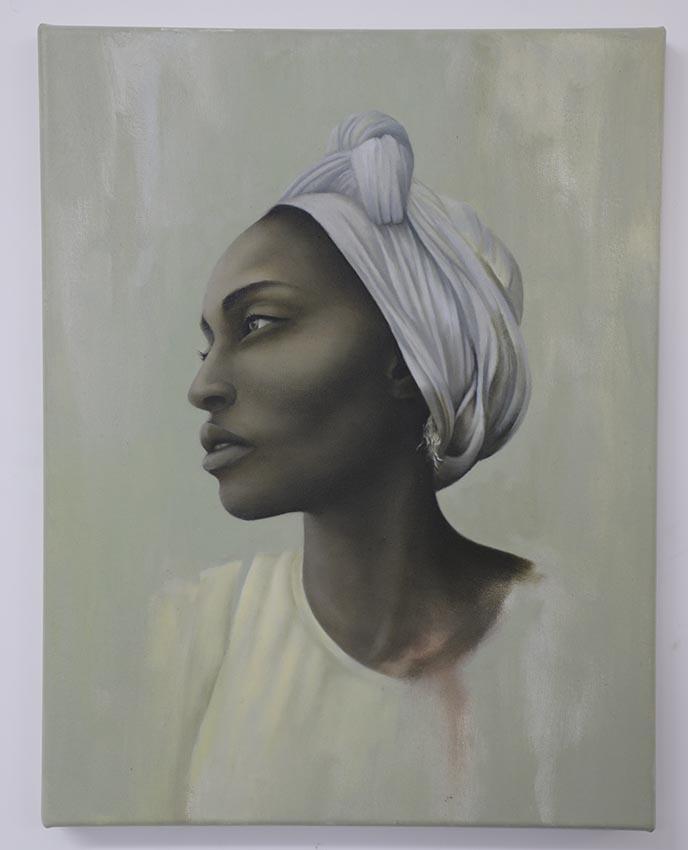 Heather Straka - Street ParadeOil on Canvas600x500mm$7,000