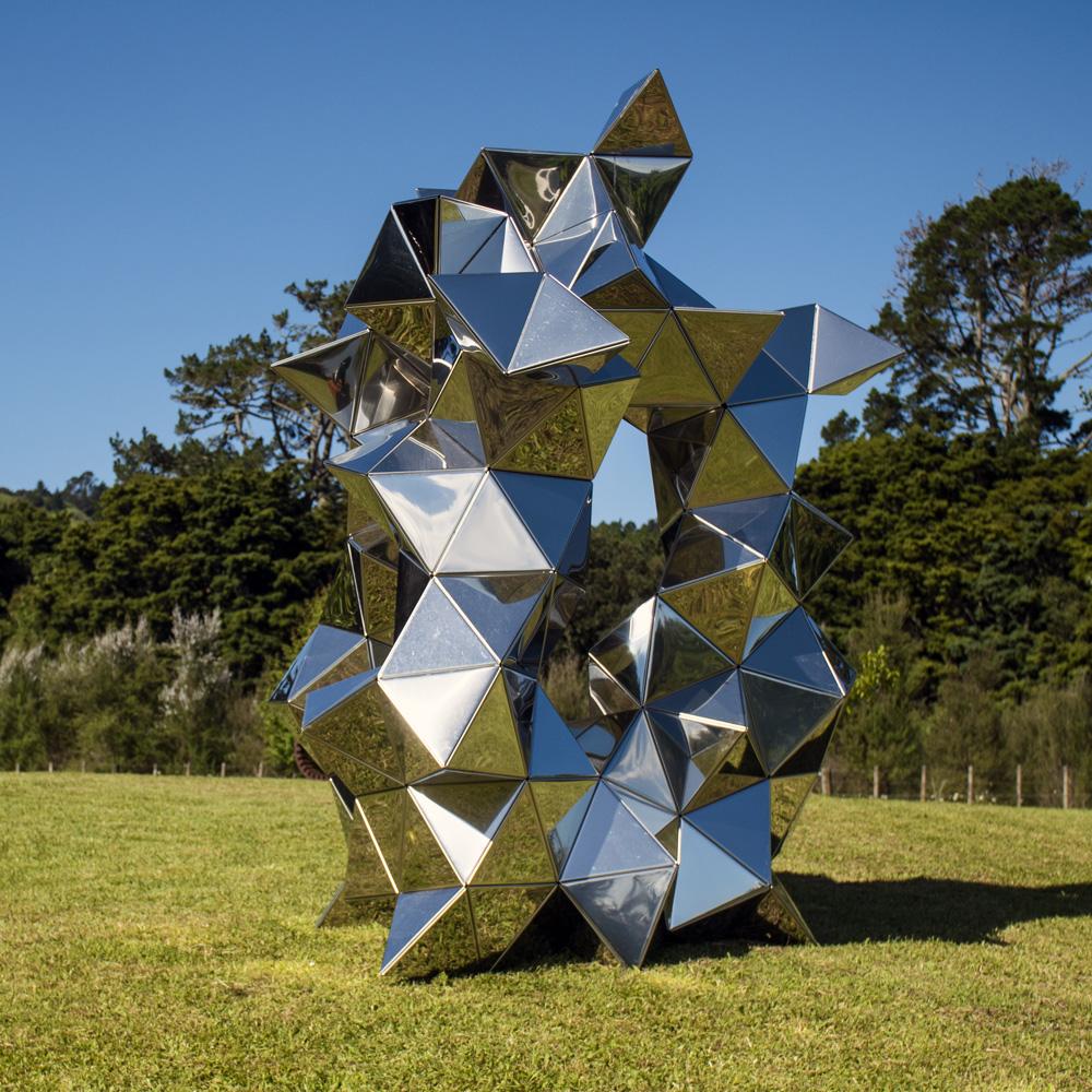 Gregor Kregar,  Fragmented Echo, 2014