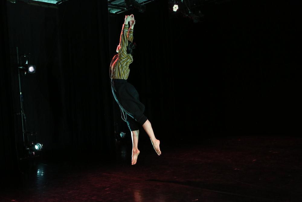 Split @ The Peggy Theater  Hiroko Takayasu