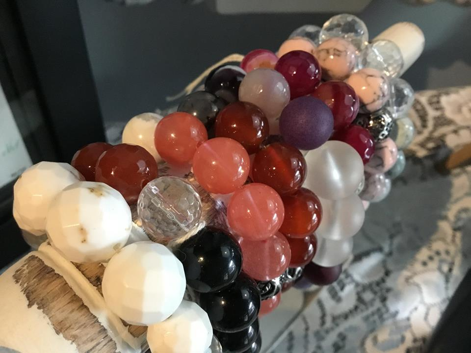 Bracelets from Stone Petal!
