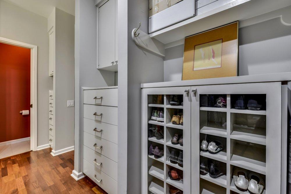 Closet Design Austin Texas