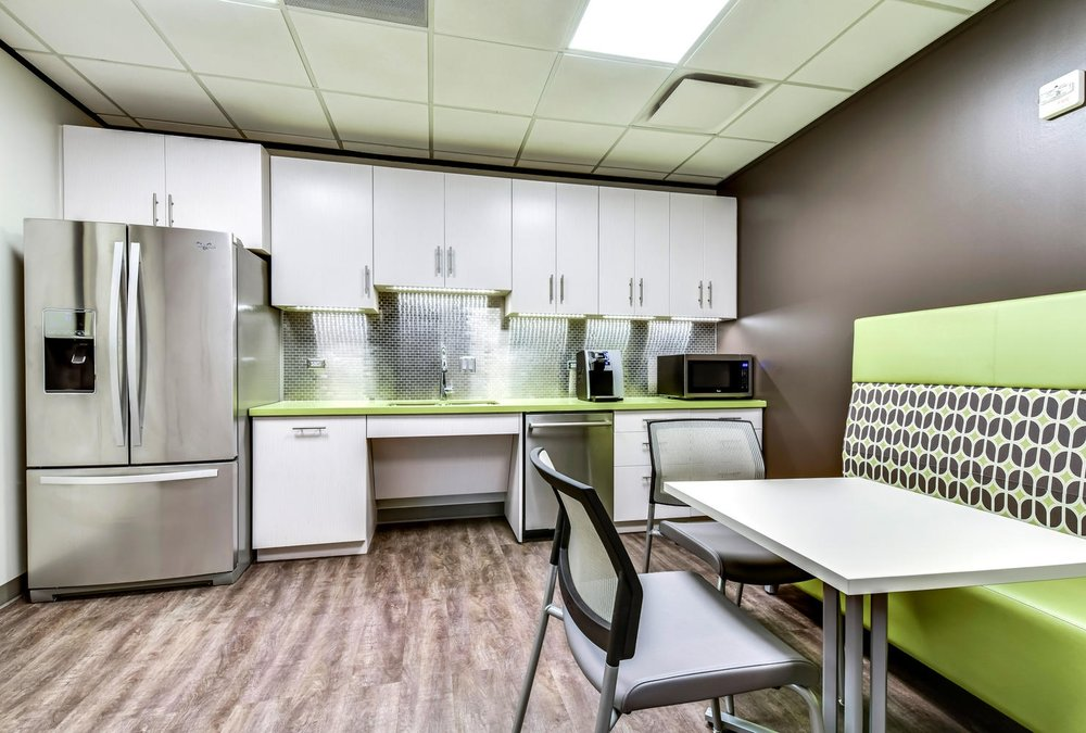 Office Kitchen Remodel Design Austin Texas