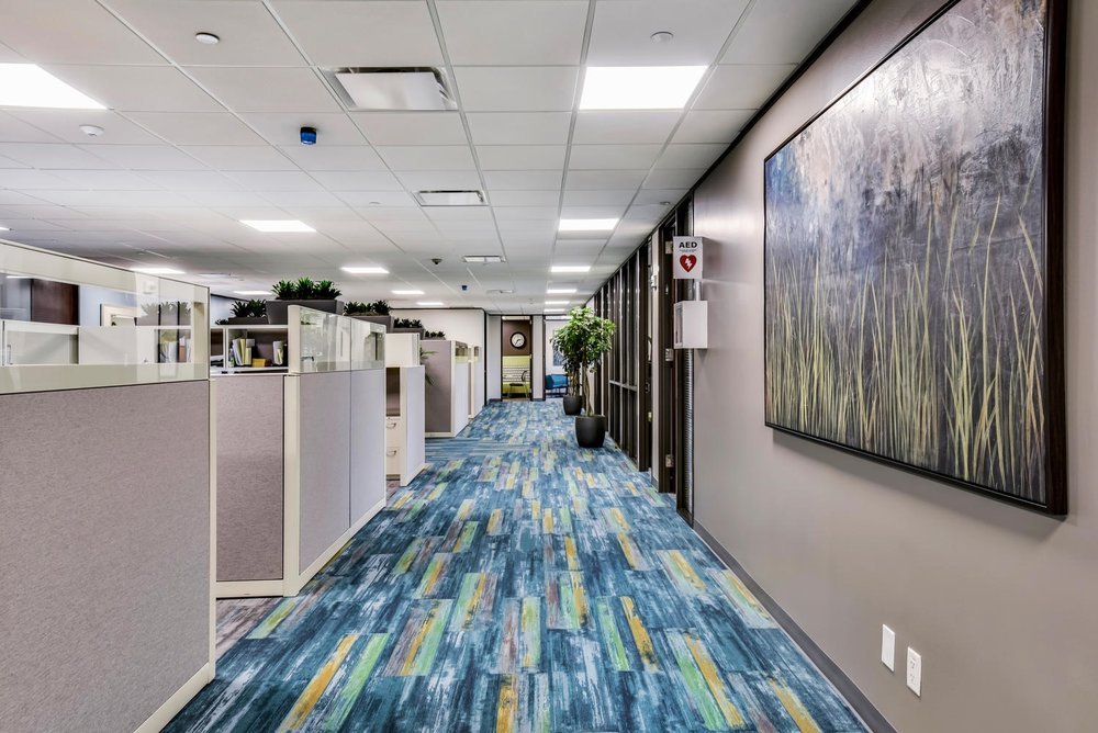 Commercial Office Remodel and Office Interior Design