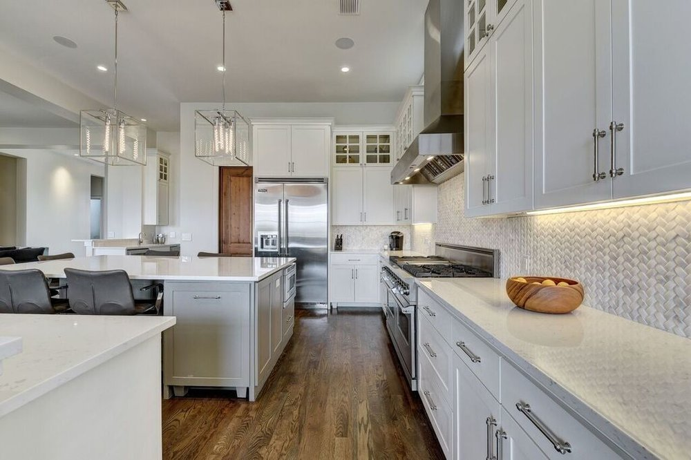 Kitchen Redesign Austin
