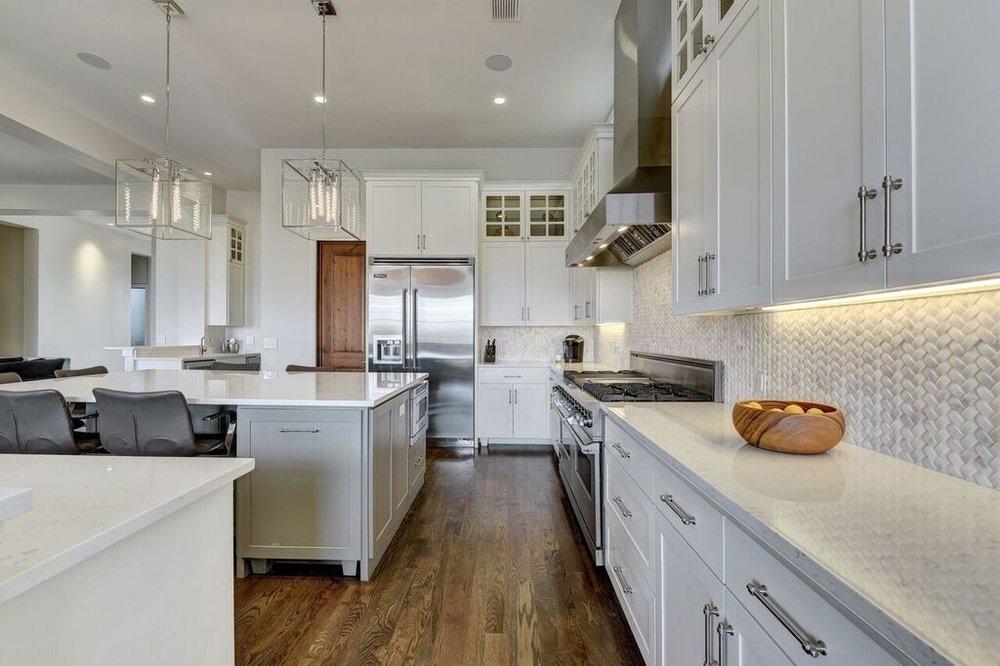 Kitchen Redesign Austin