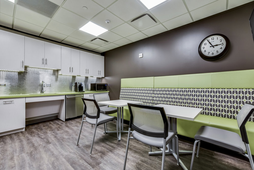 Commercial Office Kitchen Remodel