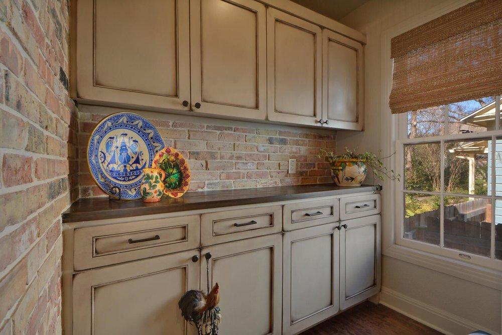 Beautiful kitchen pantry cabinets