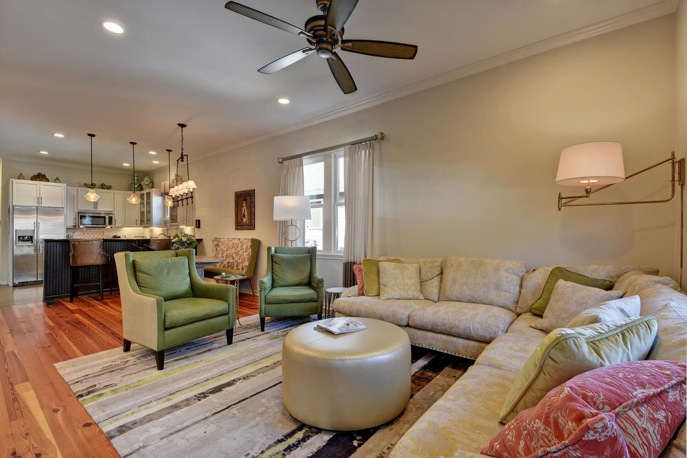 Interior Design with Small Living Room Furniture