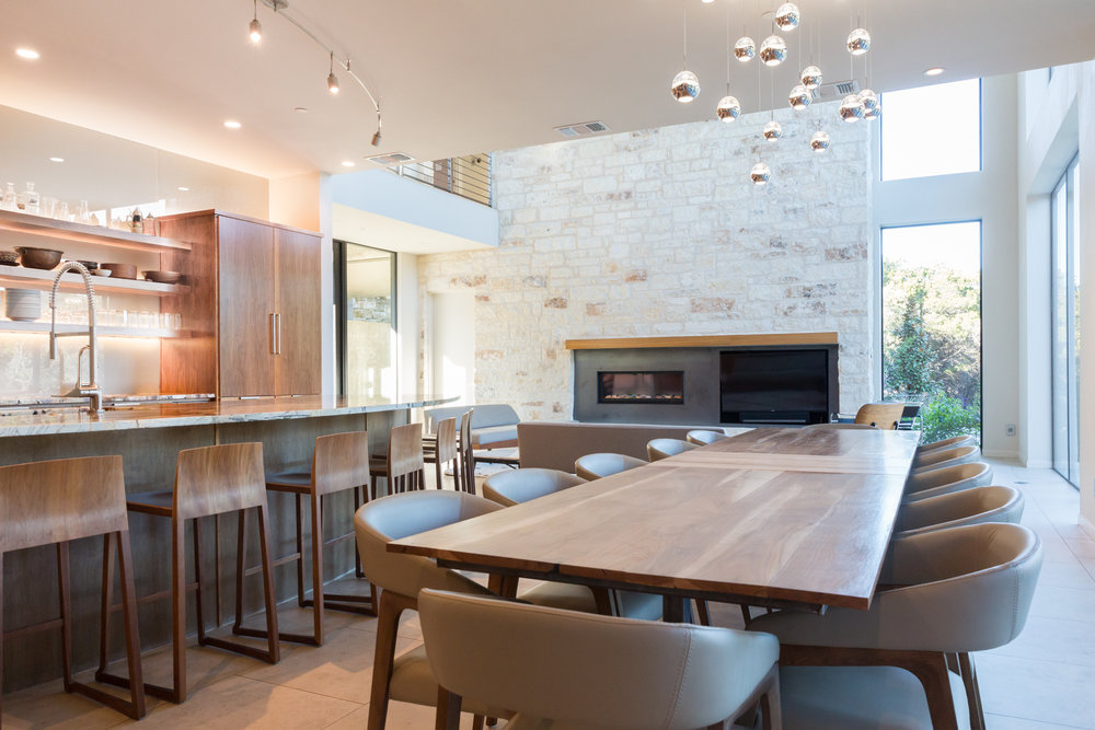 Modern Interior Design Austin Texas