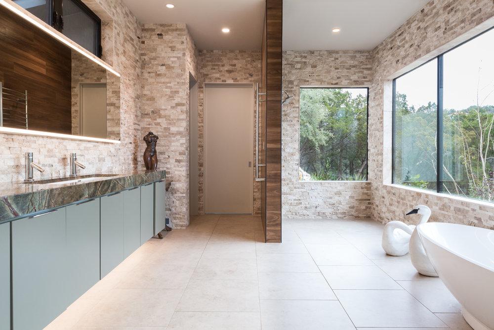 Modern Bathroom Austin