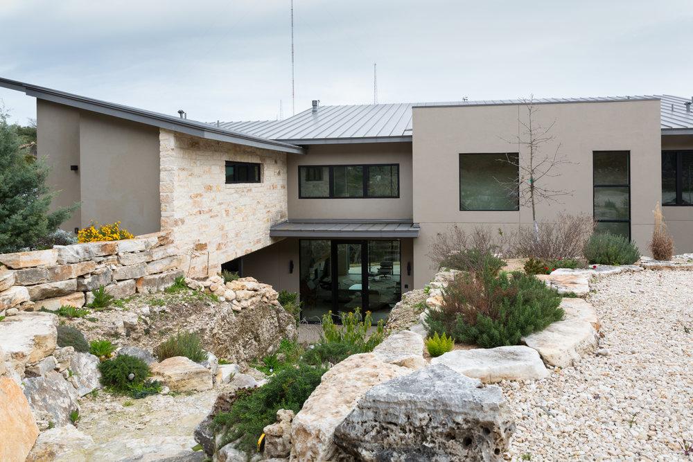 Modern Home Design Austin Texas