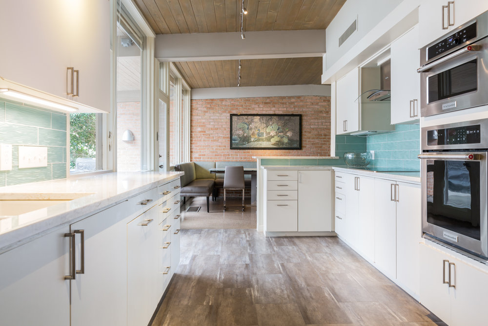 Mid-Century Modern Kitchen and Dining Designer