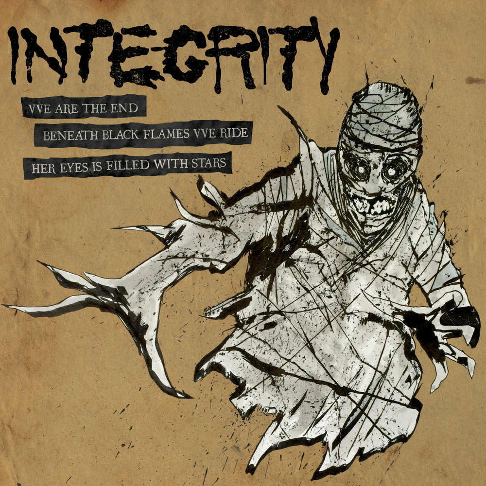 INTEGRITY   Split  with POWER TRIP