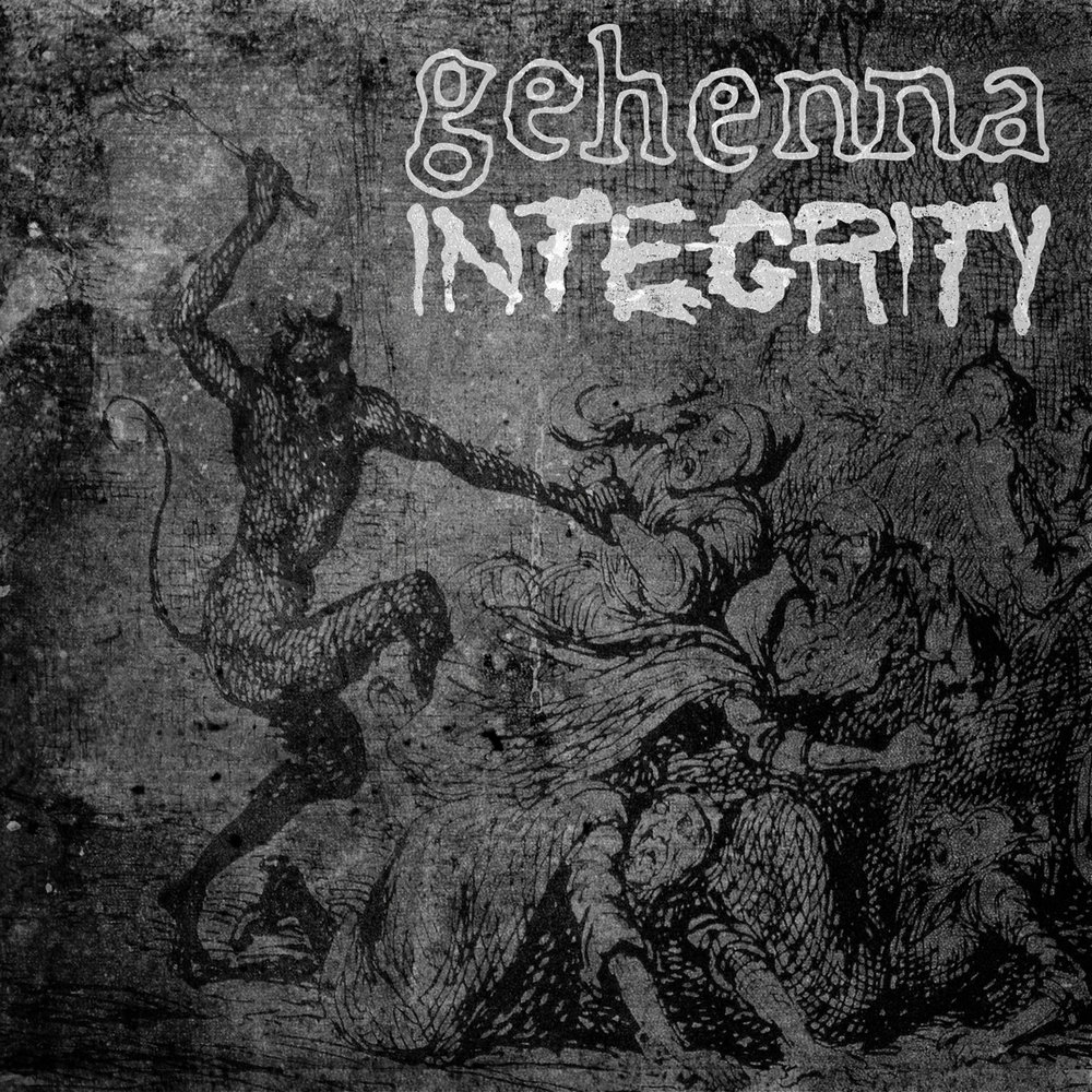 INTEGRITY   Split  with THE INFAMOUS GEHENNA