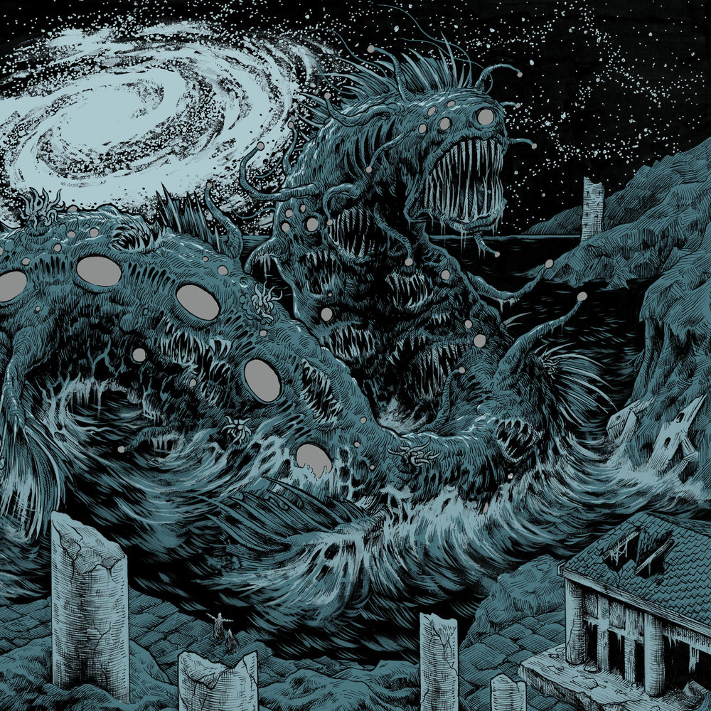 OPS005 - VARIOUS ARTISTSIt Came from the abyss, vol. 1 LP | Digital