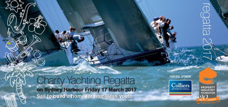 Charity Yachting Regatta