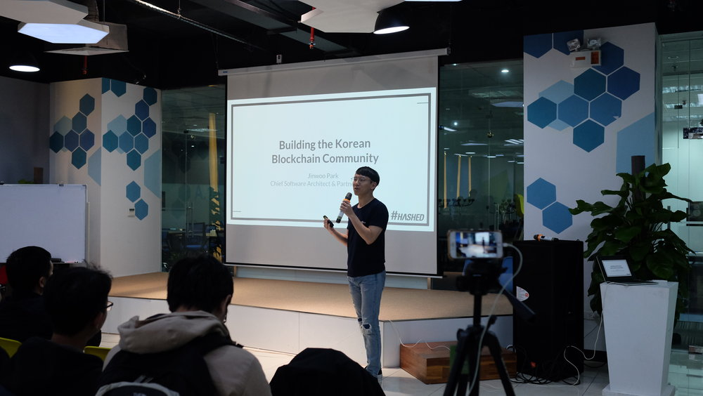 Meetup in Hanoi - Dec. 22nd, 2017 @ Hanoi, Vietnam- South Korean Blockchain Ecosystem- KyberNetwork- Tomocoin