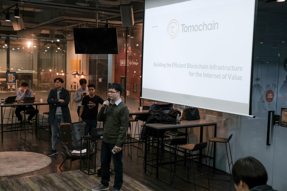 #13 Hashed Lounge - March 22nd, 2018 / @Sparkplus, SEOUL-Tomochain-IBL-Vietnam Blockathon Winner 'Mora'-Panel Discussion