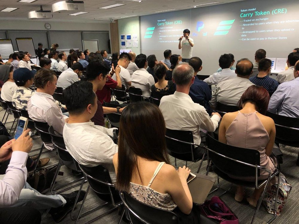 Hashed Lounge in Singapore, with XSQ & Signum Capital - April 30th, 2018 / @Paypal Level 9, SINGAPORE- Terra / 108 Token / Rate 3 / Cosmochain / Chynge / Eximchain / Carry Protocol / SparrowExchange / Copyright Protocol / Traceto
