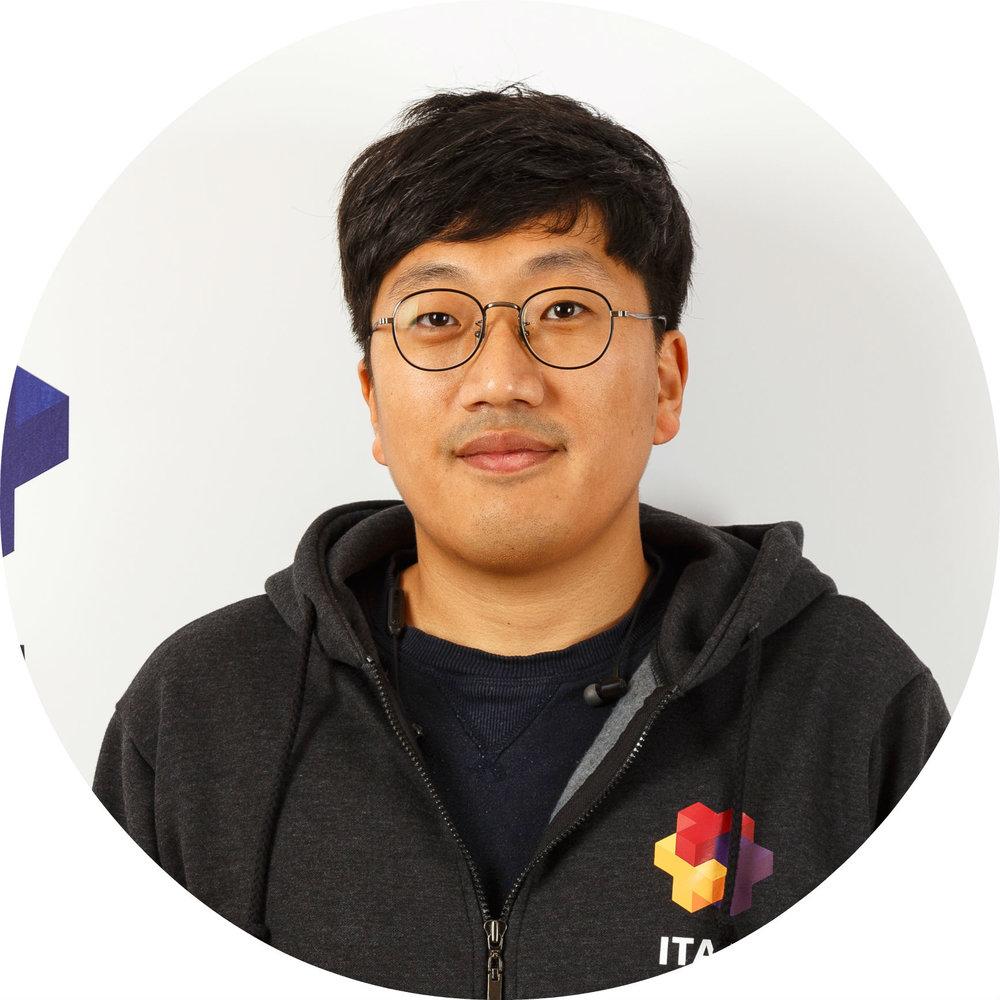 Asung Gill  CEO ITAM Games