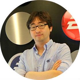 Sung Hun Kim  CEO 9M Interactive