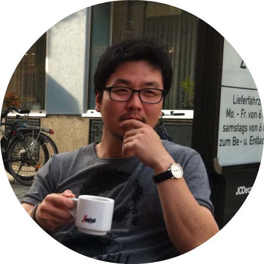 DongHyun Seo  CEO Saladbowl Creative