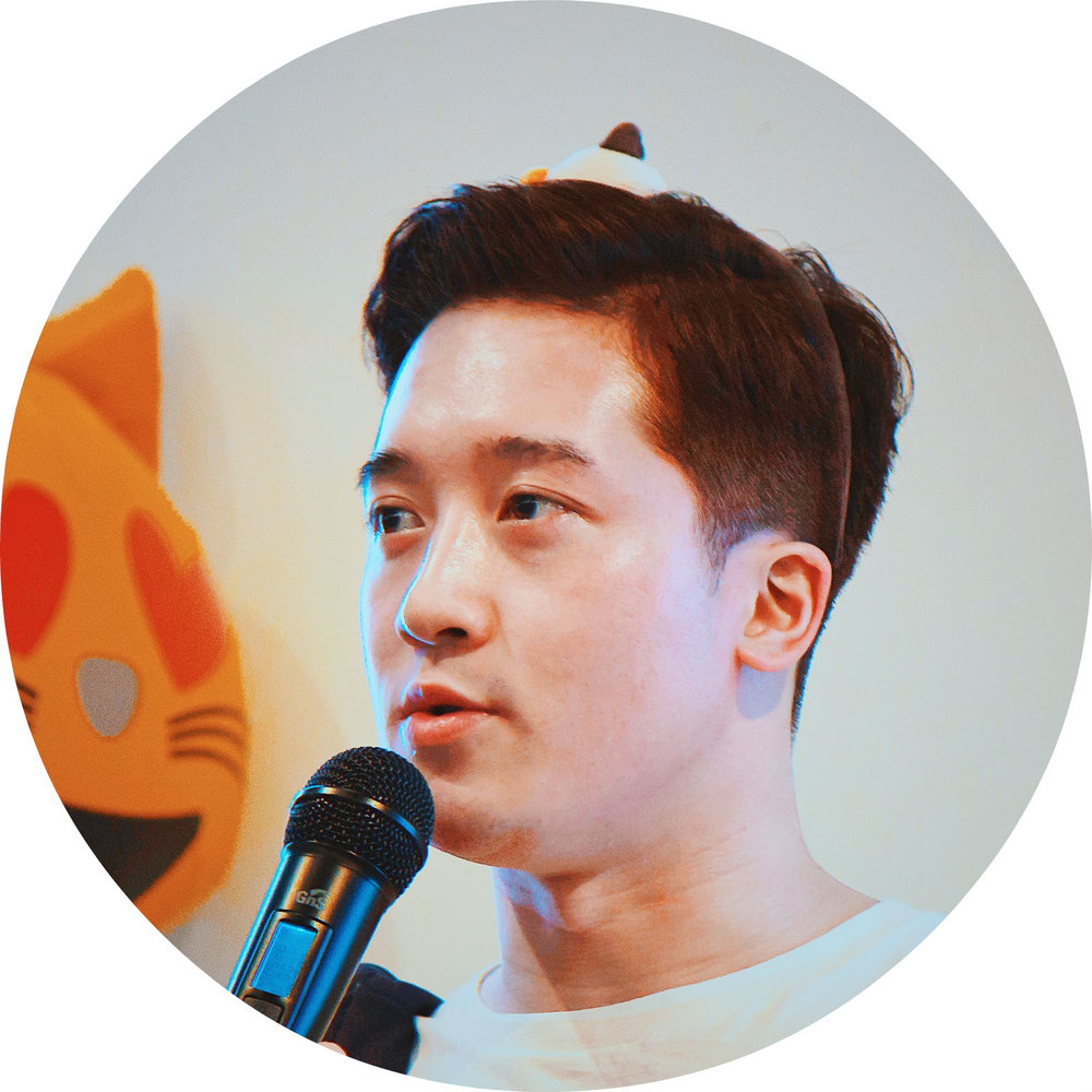 Benny Giang  Founding Team Member / Product growth Dapper Labs / CryptoKitties