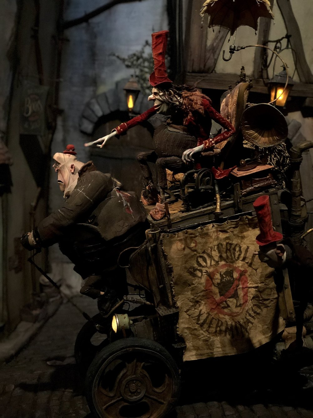 LAIKA,  The Boxtrolls