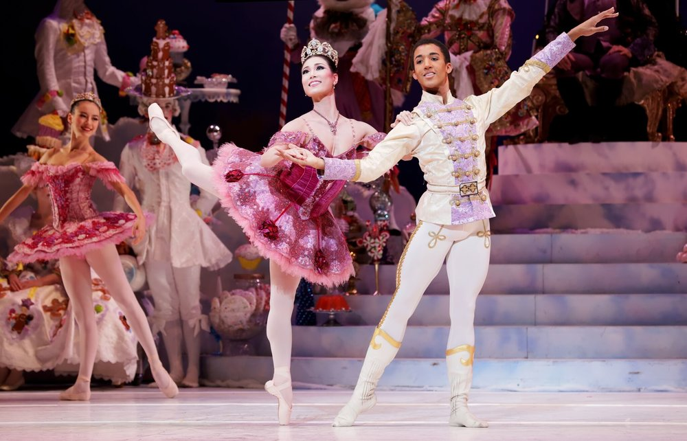 - the nutcracker