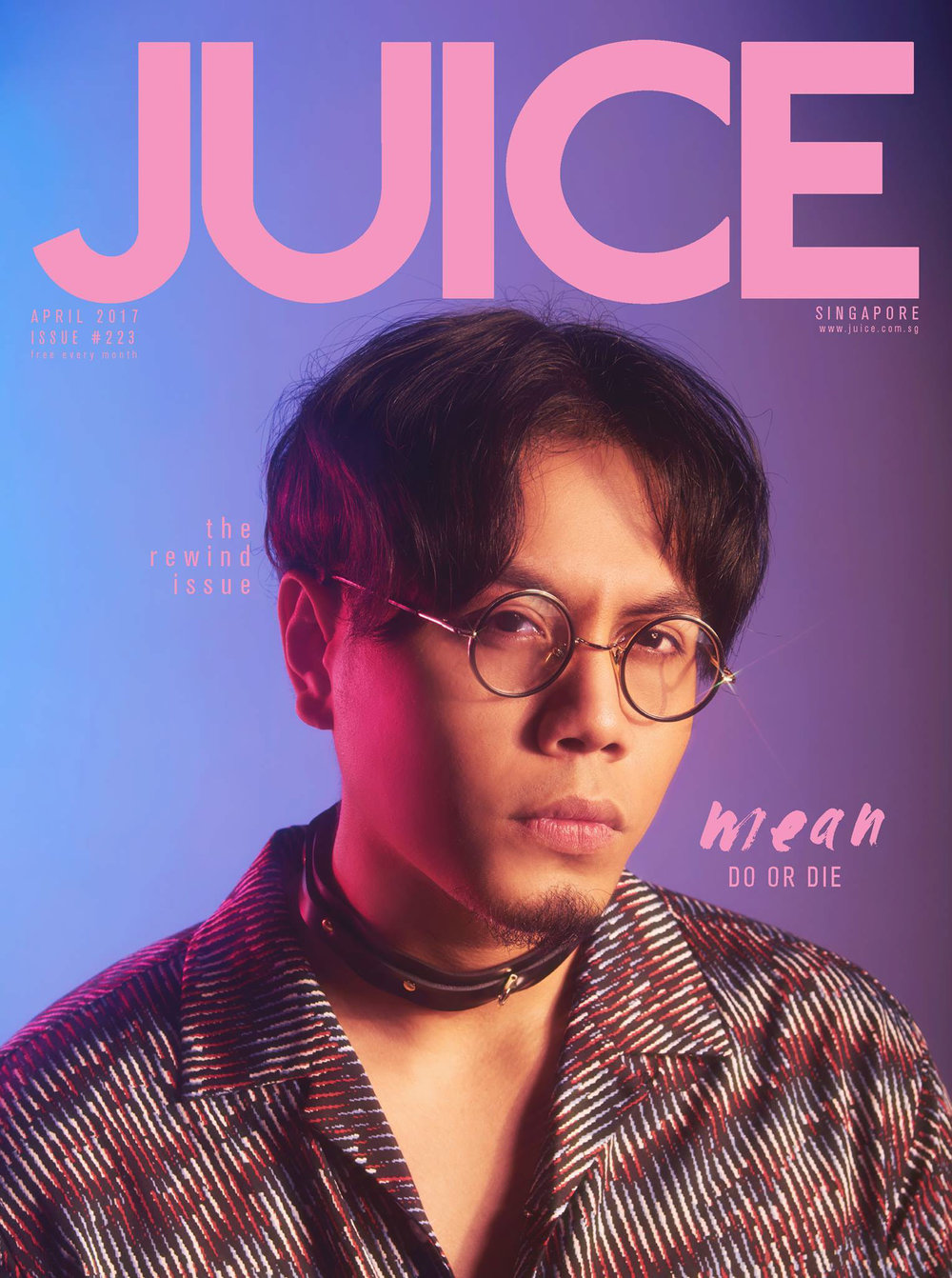 Juice Mag - April 2017