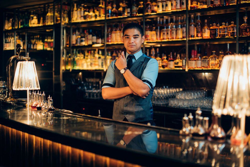 Timeout - Best Bartenders 2018