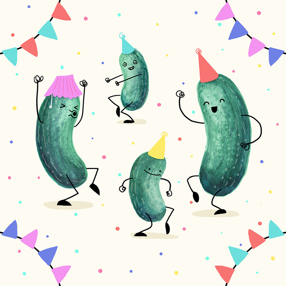 Pickle Party!