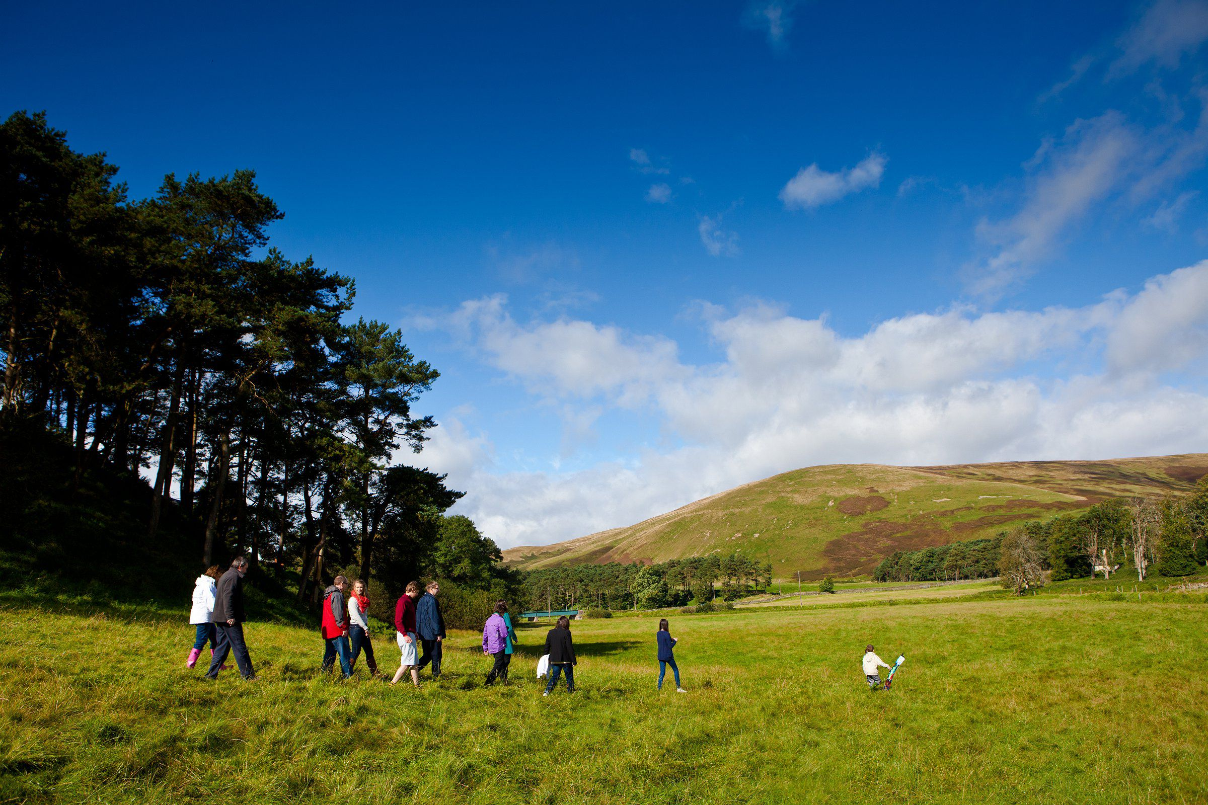 Clyde and Avon Valleys Spring Walks Festival
