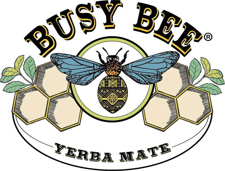 Busy Bee Yerba Mate