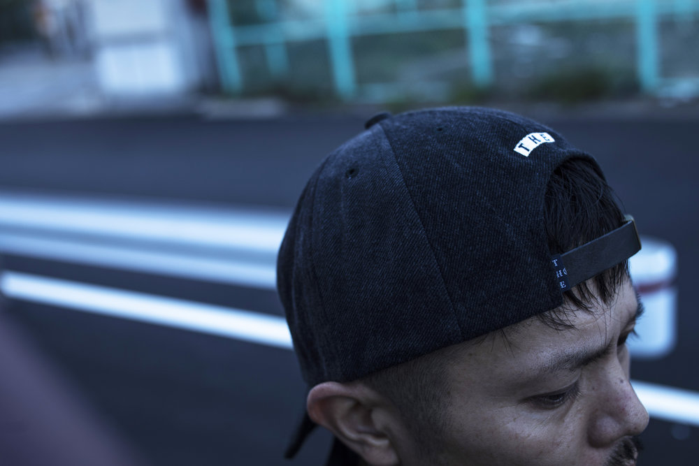 THE color x ink BASEBALL CAP