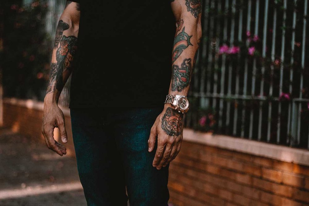 Darker skin tones may require more Laser Tattoo Removal sessions, as they require a higher wavelength to prevent the risk of scarring.