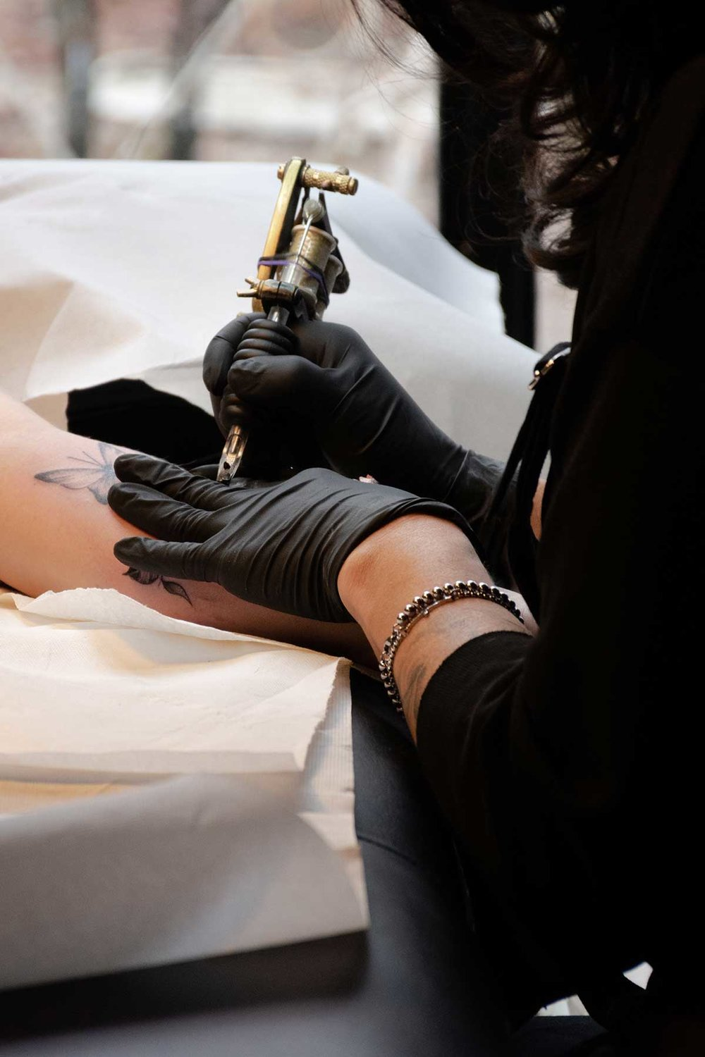 Different artists use differnt types of ink, some of which respond more quickly to Laser Tattoo removal than others.