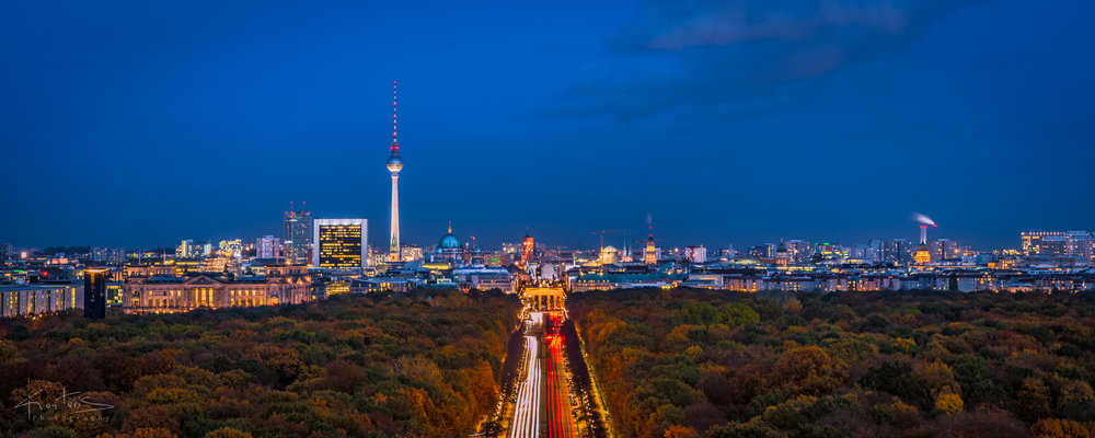 Berlin from Above