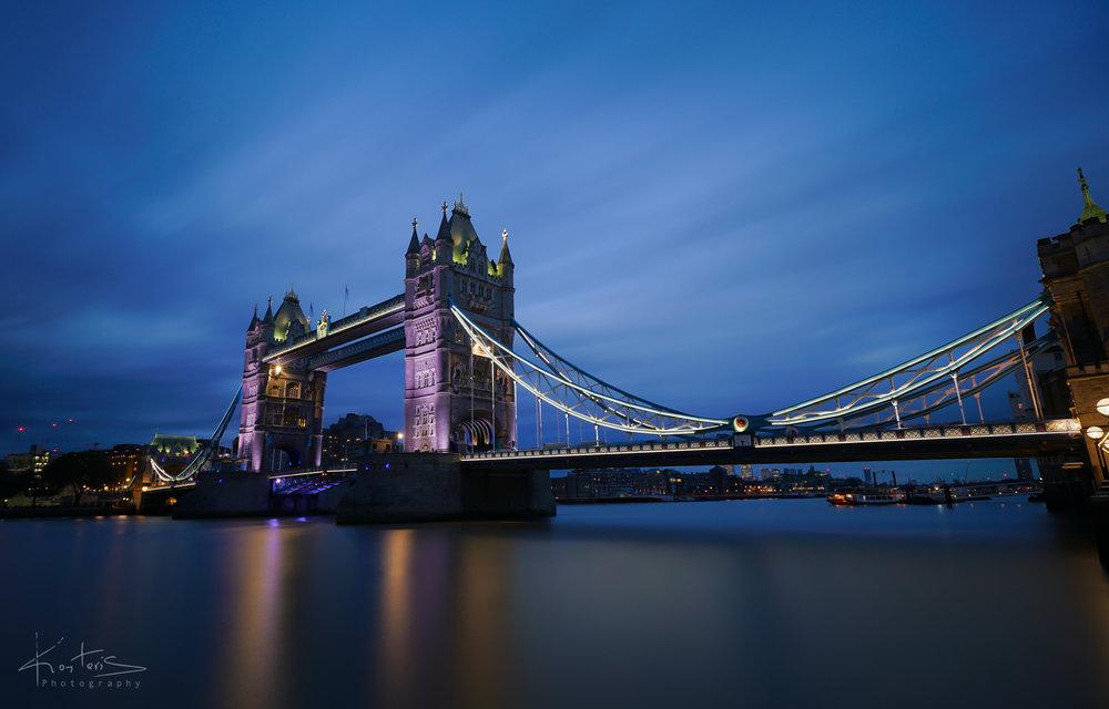 Tower Bridge at Down